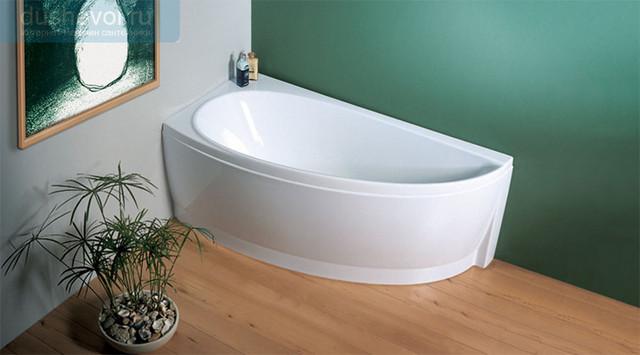 6 преимуществ акриловых ванн