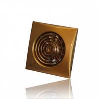 Вентилятор осевой Silent 200 cz Gold бесшумный, фото 1