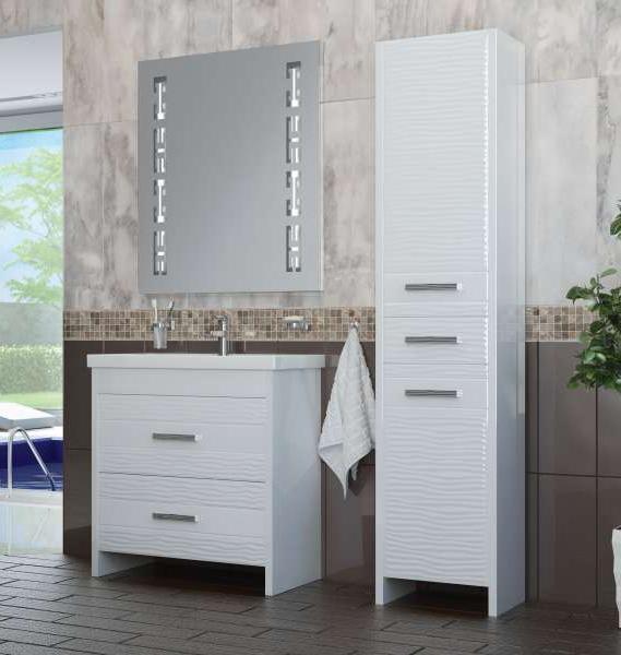 """Мебель для ванных комнат """"Аква Родос"""""""