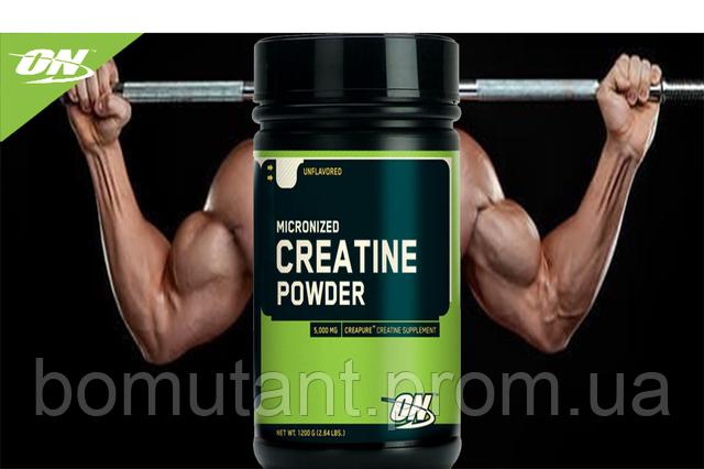 Creatine Powder 1200 гр Optimum Nutrition
