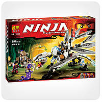 """Конструктор Ninja """"Титановый дракон"""""""