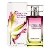 Ив Роше Парфюмированная Вода Moment de Bonheur Момент счастья 50мл