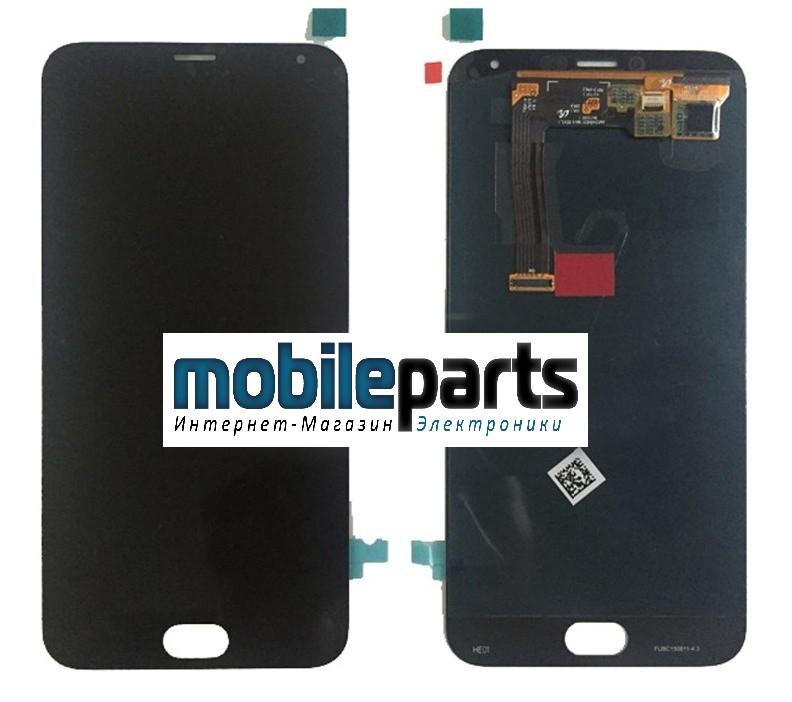 Оригинальный Дисплей+Сенсор (Тачскрин) для Meizu MX5 | MX5e (Черный)