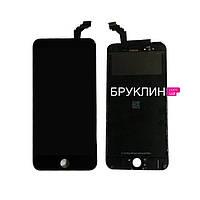 Оригинальный дисплей для мобильного телефона Iphone 6, черный, с тачскрином / Экран для Айфон 6, оригинал