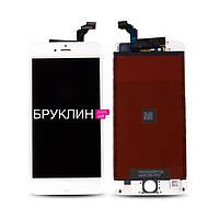 Дисплей для мобильного телефона Iphone 6s, белый, с тачскрином / Экран для Айфон 6s, белого цвета