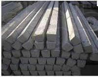 """Столбы бетонные под """"Рабицу"""" 2000х55х75х80 (провод 4мм, 4шт), доставка по Украине"""