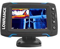 GPS эхолот для рыбалки Lowrance Elite-5Ti с сенсорным экраном