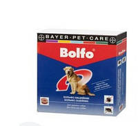 Противо-блошинный ошейник Больфо 66 см