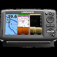 GPS эхолот для рыбалки Lowrance Hook 7 с сенсорным экраном