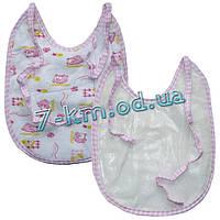 Слюнявчик для младенцев Vit01203 коттон 12 шт