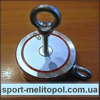 Поисковый магнит F600*2 (ТРИТОН) сила 600 кг