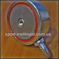 Поисковый магнит F300x2 (ТРИТОН) сила 300 кг