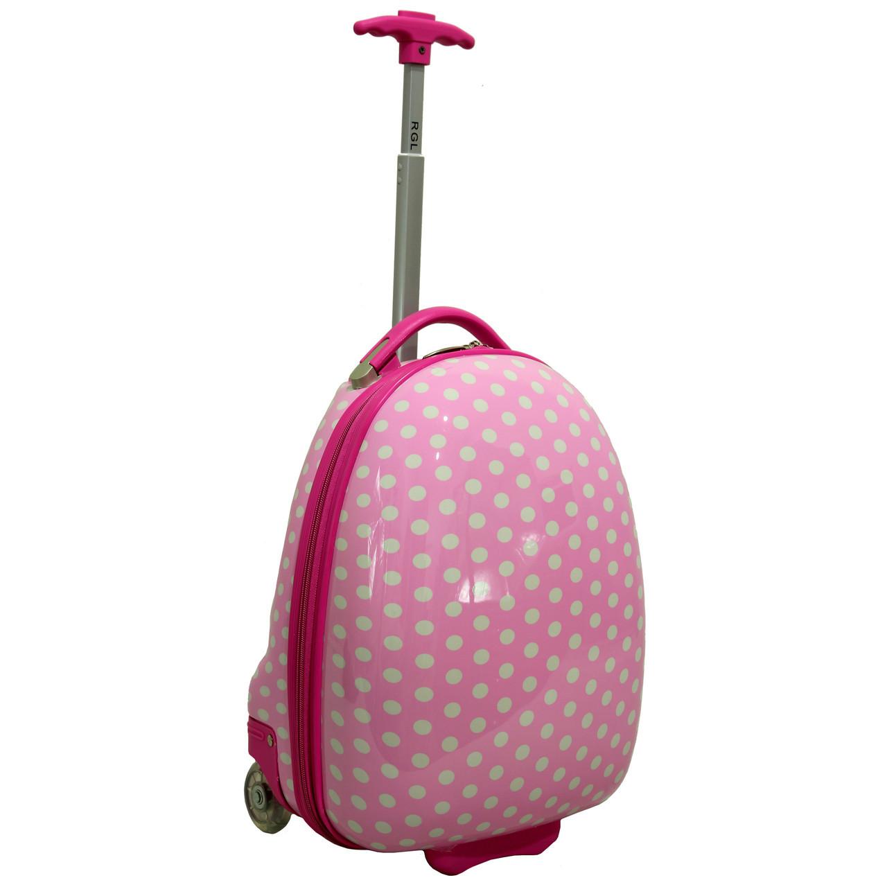 Чемодан детский на колесиках Pink, цена 1 520 грн., купить в Киеве ... 0543f6131e0