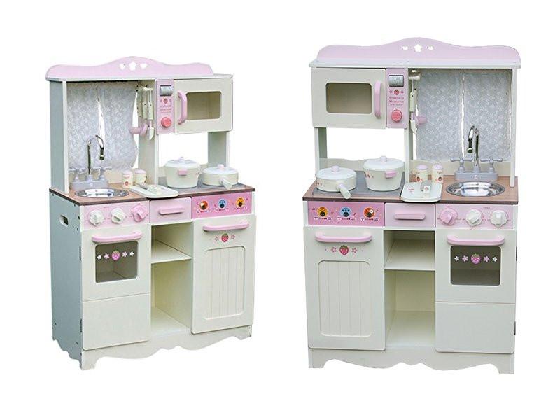 Дерев'яна кухня для дітей Retro Cooker