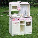Дерев'яна кухня для дітей Retro Cooker, фото 2