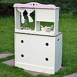 Дерев'яна кухня для дітей Retro Cooker, фото 3