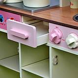 Дерев'яна кухня для дітей Retro Cooker, фото 6