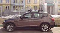 Дефлекторы окон (ветровики) BMW X3 2011