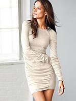 Трикотажное платье с драпировкой Victoria's Secret., фото 1