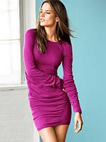 Трикотажное платье Victoria's Secret с драпировкой, размер M, фото 1