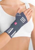 Бандаж для запястья со стабилизирующей пластиной Medi Manumed active