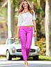 Яркие джинсы, размер 6 и 12