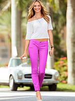 Яркие джинсы, размер 6 и 12, фото 1