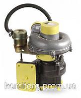 Турбина ТКР 6.1 (05) (с вакуумом,клапаном) / Турбокомпрессор ТКР 6.1 (05) / Турбина МАЗ 4370, фото 1