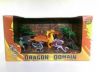 Игровая фигурка «HGL» (SV12185) набор Волшебные драконы серия В