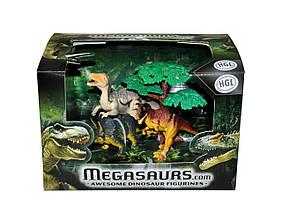 Игровая фигурка «HGL» (SV12187) набор Динозавры серия В (маленький)
