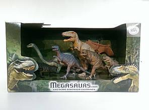 Игровая фигурка «HGL» (SV10611) набор Динозавры серия А