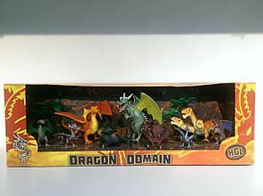 Игровая фигурка «HGL» (SV12186) набор Владения драконов серия В