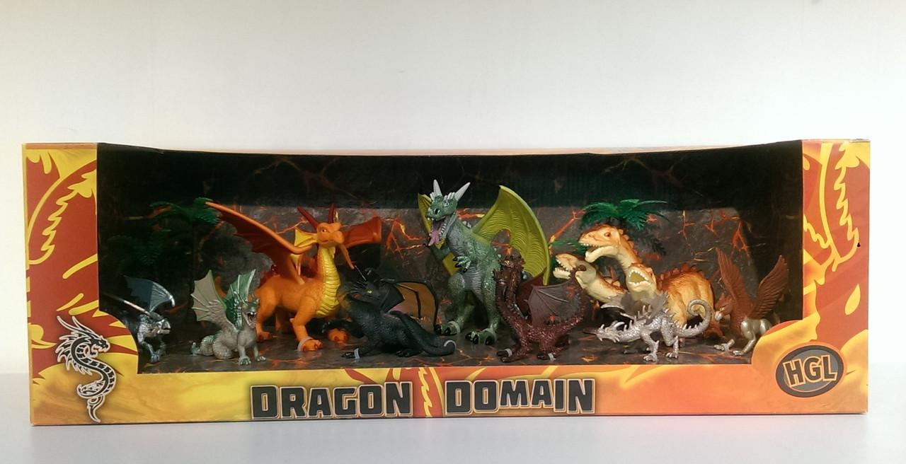 Игровая фигурка «HGL» (SV11710) набор Владения драконов серия А