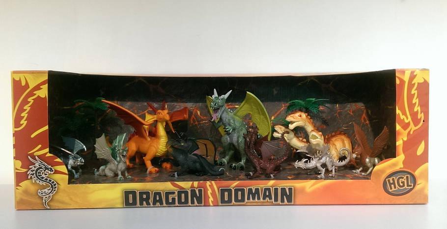 Игровая фигурка «HGL» (SV11710) набор Владения драконов серия А, фото 2
