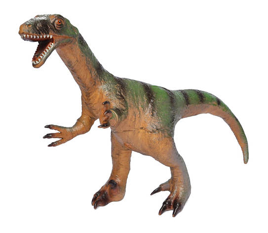 Ігрова фігурка «HGL» (SV17874) Динозавр Велоцираптор, 40 см, фото 2