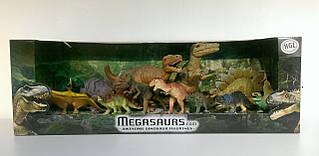 Игровая фигурка «HGL» (SV10804) набор Динозавры (большой)