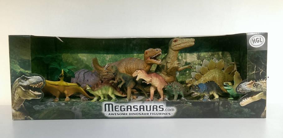Игровая фигурка «HGL» (SV10804) набор Динозавры (большой), фото 2