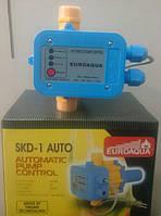 Электронное реле давления Euroaqua SKD -1 (с автоматическим перезапуском).