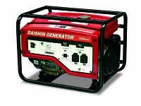 Бензогенератор Daishin SGB4001Ha 3кВт
