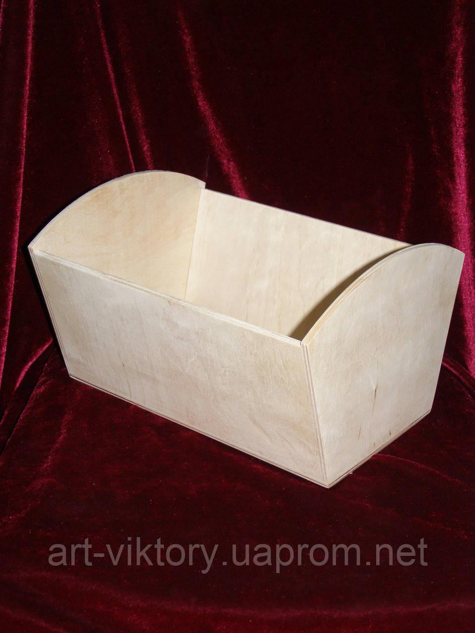 Хлібник. Короб (26,5 х 20 х 15,5 см)