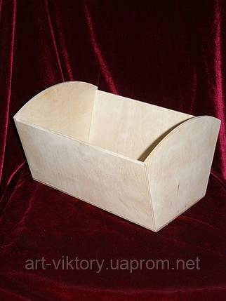 Хлібник. Короб (26,5 х 20 х 15,5 см), фото 2