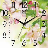 Настенные Часы Panorama Цветущая Яблоня