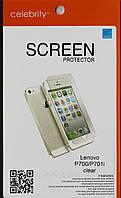 Lenovo P700, глянцевая защитная пленка на телефон