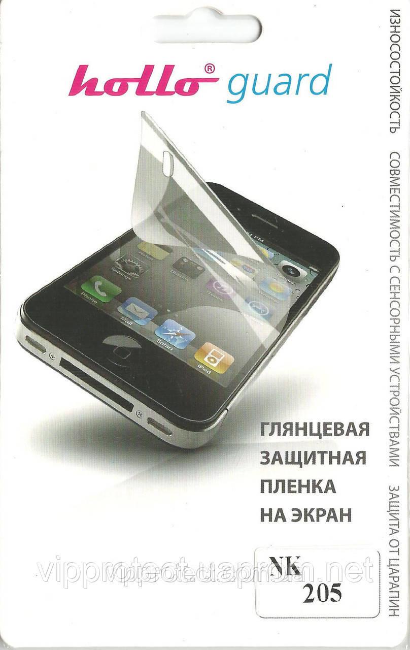 Nokia 205 глянцевая пленка Asha