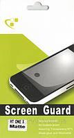 HTC One_X, матовая пленка S720e