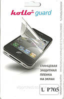 LG_P705, глянцевая пленка Optimus L7