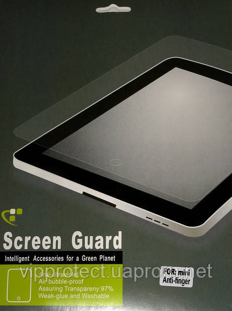 Apple iPad mini Retina 2, матовая пленка