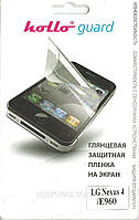 LG_E960, глянцевая пленка Nexus 4