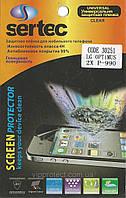 LG_P990, глянцевая пленка Optimus 2X