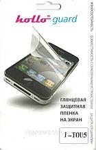 Apple ITouch5, глянцевая защитная пленка